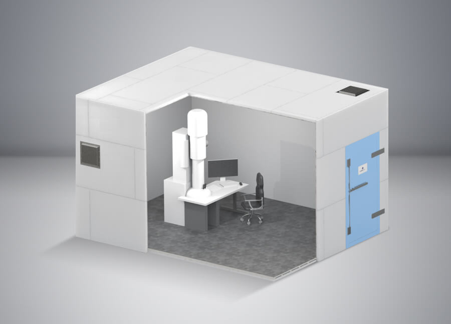 TEM Shielded Rooms - Global EMC Ltd