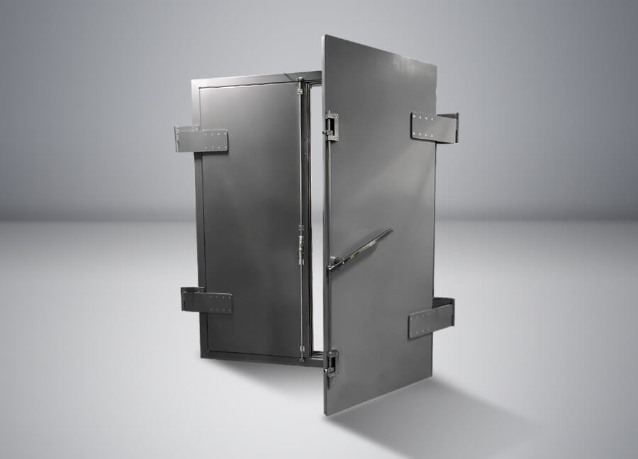 Shielded Doors - Global EMC Ltd