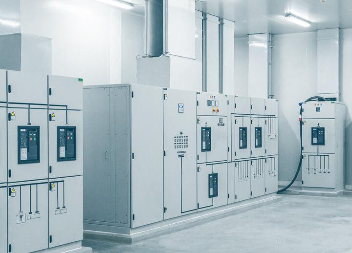 50Hz Building Shielding - Global EMC