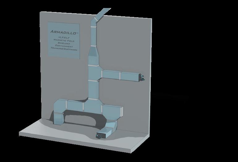 Armadillo Shielded Containment - Global EMC