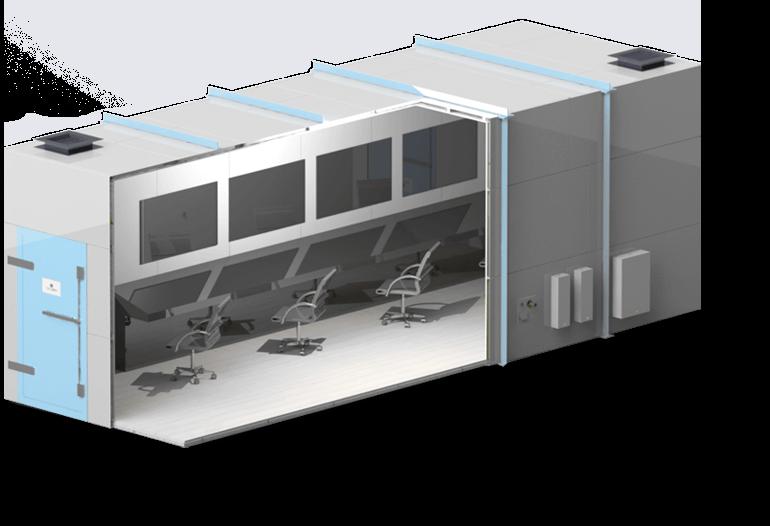 EMP - NEMP Shielded RoomsGlobal EMC