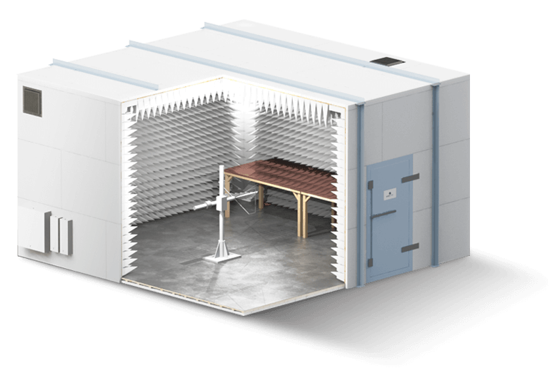 MIL-STAN-461 Shielded Test Chamber and Facility - Global EMC