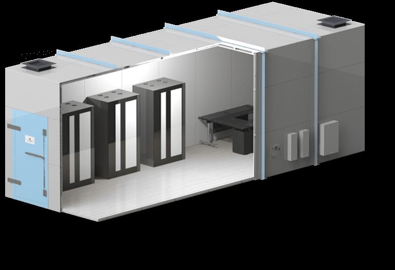 RMI / EMI Shielded Room - Global EMC