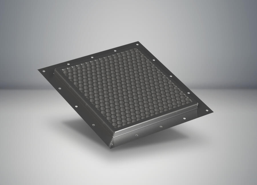 Honeycomb Vent Feature Image - Global EMC