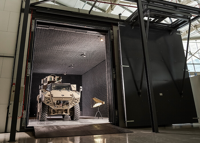 large Sliding Doors - Global EMC