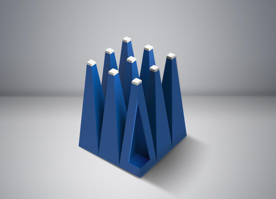 Long Hollow Absorbers - Global EMC Ltd