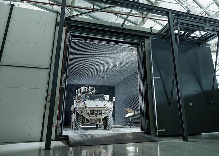 Military Test Chambers - Global EMC
