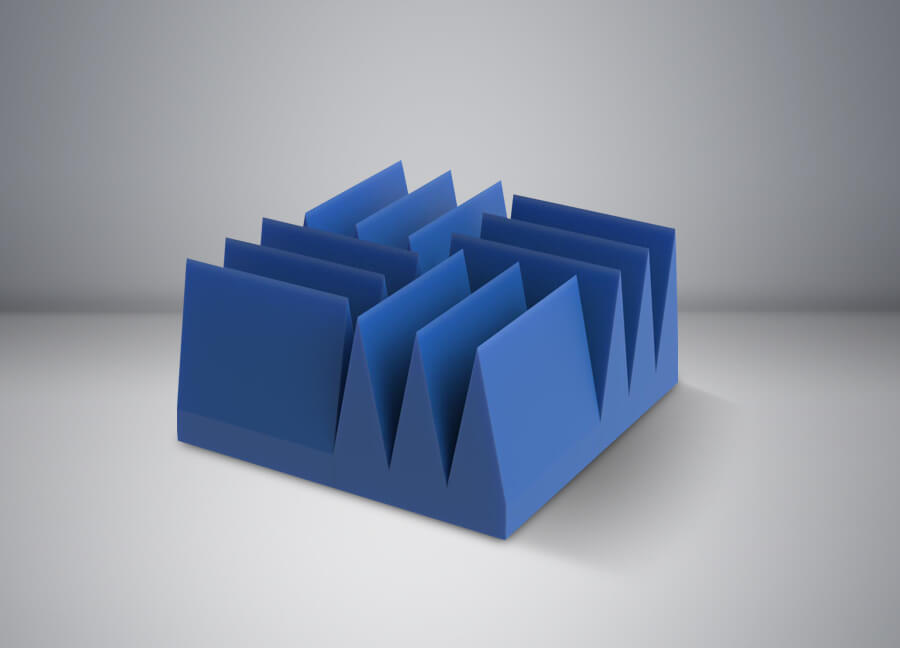 Wedge Absorbers - Global EMC Ltd